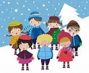 children carol singing